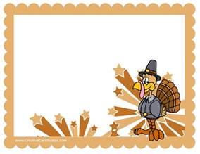 thanksgiving template word free thanksgiving border templates customizable printable