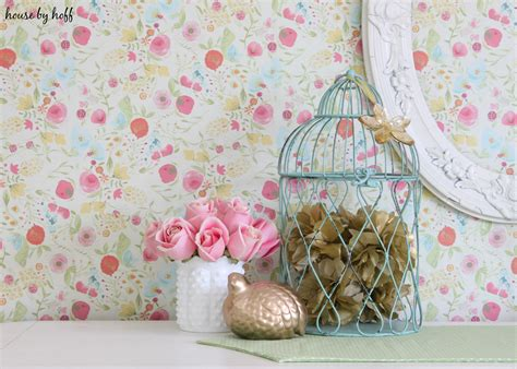 Girly Decor by Girly Decor Tissue Paper Poufs In A Birdcage House By Hoff