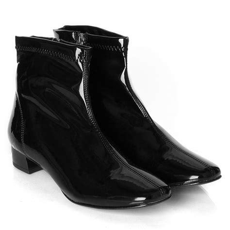 daniel black patent onedin womens ankle boot daniel from
