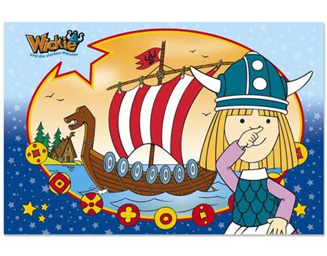 kinderzimmer junge schiff hartschaum bild wickie flake kinderzimmer wikinger