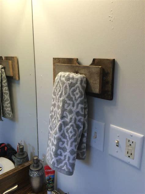 bathroom hand towel holder ideas 25 best ideas about hand towel holders on pinterest