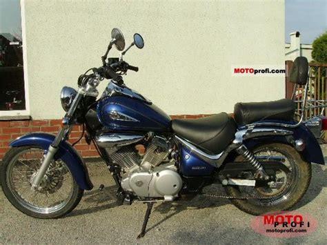 Suzuki Vl125 Intruder 2001 Suzuki Vl 125 Lc Intruder Moto Zombdrive