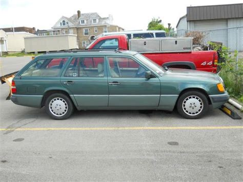 purchase   mercedes benz te station wagon blown head gasket  buckhannon west