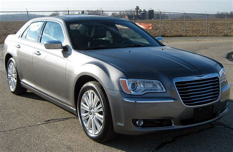How Is A Chrysler 300 by Chrysler 300