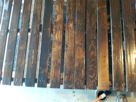 How To Make A Bed Out Of Pallets by Pallet Tutorials Diy Pallet Bed 99
