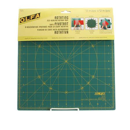 olfa pattern weights sewing olfa rotating square cutting mat 12in sew hot