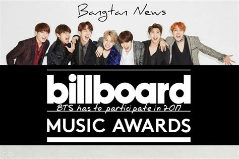 breaking music news billboard help bts attend the billboard music awards army s amino