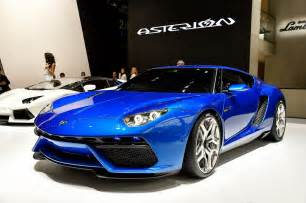 Electric Lamborghini Lamborghini Allegedly Working On An Electric Hypercar