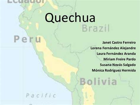imagenes de la familia en quechua quechua final