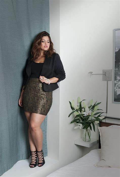 size outfit ideas  curvy women