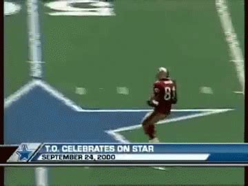 Terrell Owens Meme - terrell owens gets decked funny nfl gifs moments