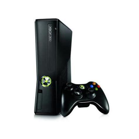xbox console black microsoft xbox 360 console 24 7