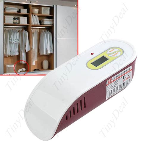 Musty Closet by Ozone Emitted Clothes Closet Mildew Stopper Hhi 20846