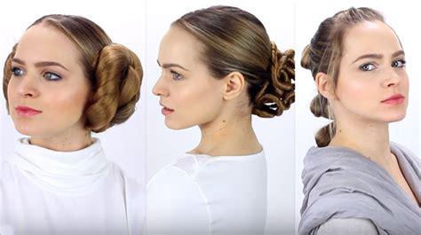 paloma star wars hairstyles watch this girl s amazing star wars hair tutorials