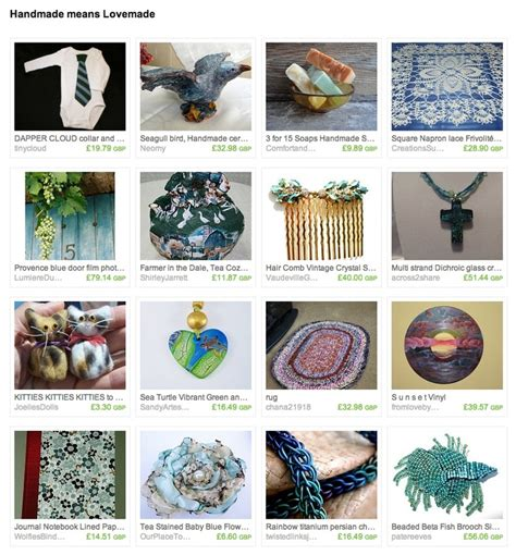 Handmade Means - 17 best images about treasuries on white