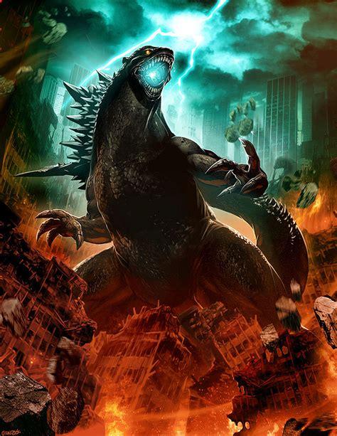 Godzilla L by King Kong Vs Godzilla Battles Comic Vine
