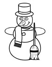 clip art snowmen cliparts