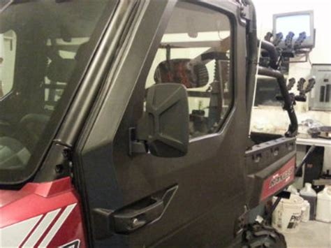 polaris ranger side by side cab mirrors.html | autos post