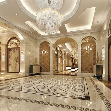 mansion interior design com luxury marble flooring design buscar con google