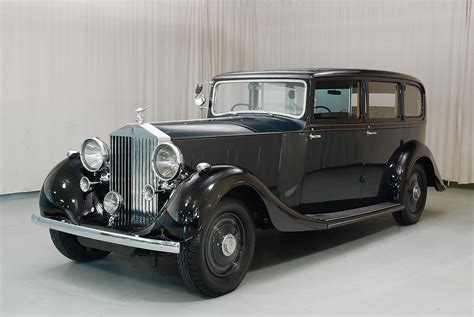 rolls royce vintage phantom 1936 rolls royce phantom iii limousine hyman ltd