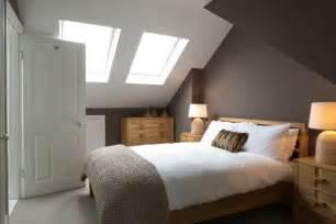Hgtv Bedroom Color Schemes schlafzimmergestaltung mit dachschr 228 ge zum wohlf 252 hlen