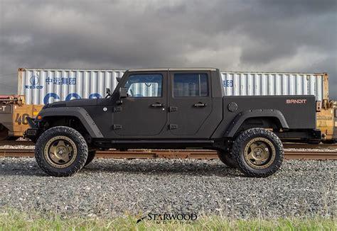 bandit jeep for sale starwood motors the bandit 4 door jeep truck