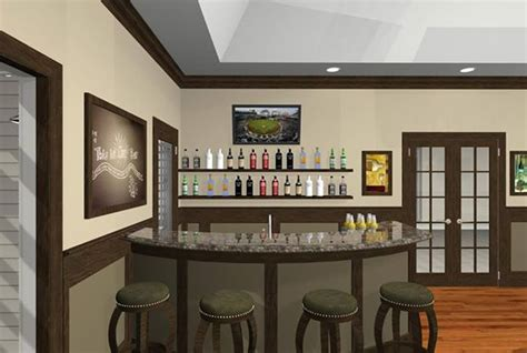 bonus room designs bonus room designs with fireplace bar and wine room