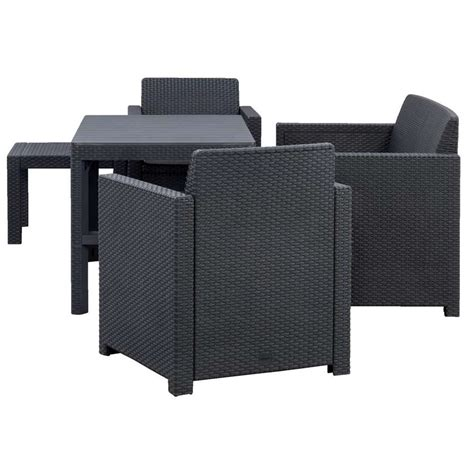allibert loungeset messina allibert loungeset messina lyon 5 delig