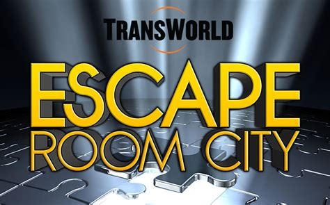 escape room city transworlds halloween attractions show