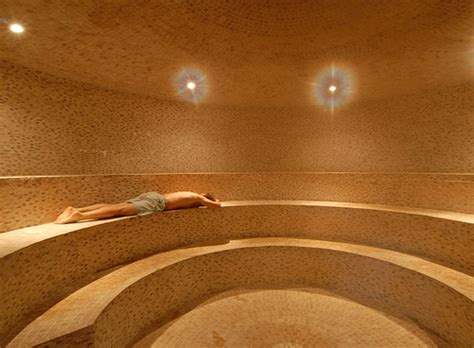 eucalyptus steam room nordic spa and sauna scandinave spa blue mountain