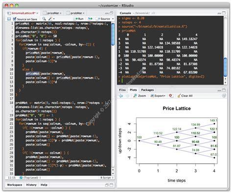 r studio editor theme دانلود rstudio desktop open source license v1 0 136 نرم
