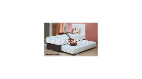 Bed Guhdo Standard 120 X 200 Prospine Set bed guhdo 2 in 1 standard sandaran prospine termurah