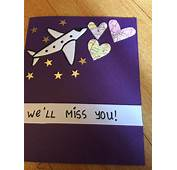 17 Best Images About Farewell Cards On Pinterest