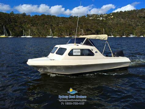 swift craft boat models swiftcraft seagull half cabin trailer boat for sale 1988