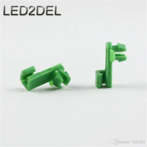 Clip Door Padhonda green plastic door lock rod clip retainer auto side fastener retaining clip for honda generic