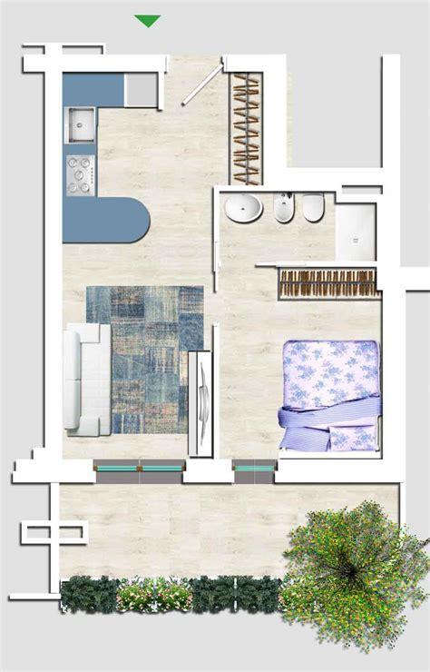 appartamenti in affitto roma nord bilocale in affitto a roma nord n 49 di 42 mq