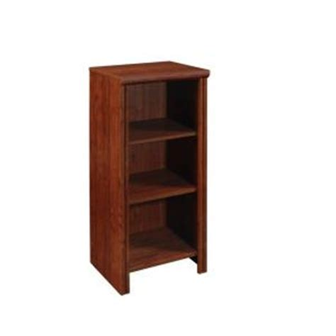 closetmaid impressions 16 in cherry narrow 4 shelf