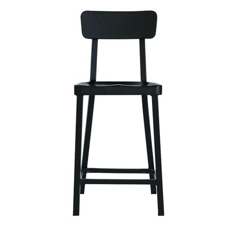 home decorators collection jacob 24 in black bar stool