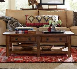 How To Decorate A how to decorate a coffee table for spring