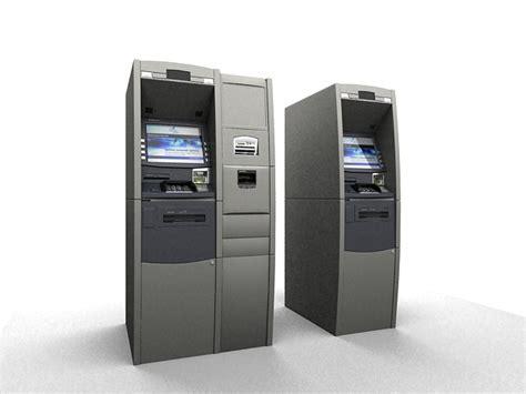 Bank ATM machines 3d model 3D Studio,3ds max files free