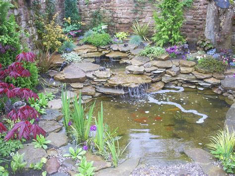 Water Feature Ideas For Small Gardens Modern Pond Ideas For Small Gardens Three Dogs In A Garden Pin Water Feature Newest Beautiful