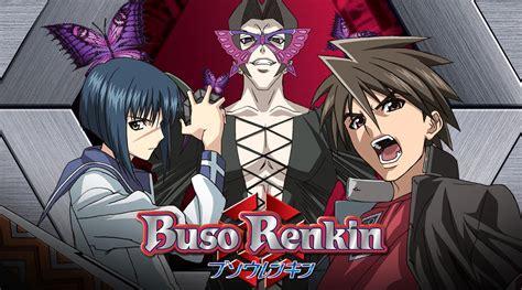 buso renkin anime impressions busou renkin episodes 1 26 mystikk