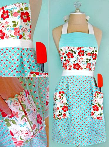 pattern apron free 30 free vintage apron patterns gt gt sewing gt gt pinterest