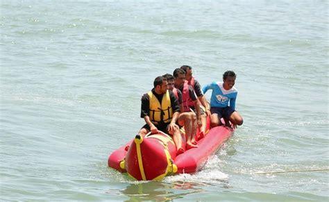 banana boat seminyak banana boat ride at south kuta in bali thrillophilia
