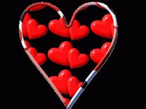 imagenes que se mueven y que digan te amo 18 im 225 genes de corazones animados para dedicar im 225 genes