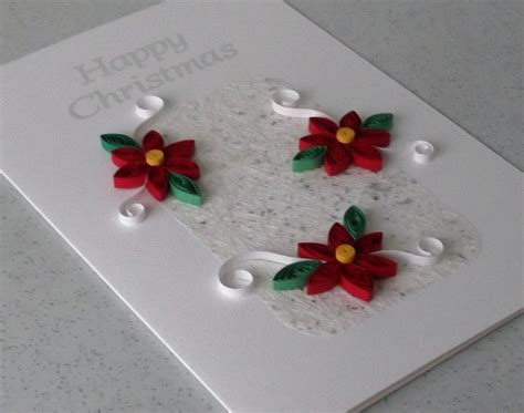 Handmade Paper Quilling - quilled card handmade paper quilling 163 5 00