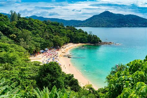 best beaches on phuket the best in phuket real phuket magazine