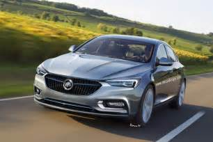 Buick Regals 2018 Buick Regal Reveal In Of 2017 Gm Authority