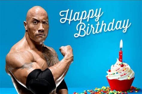 Wrestling Happy Birthday Meme
