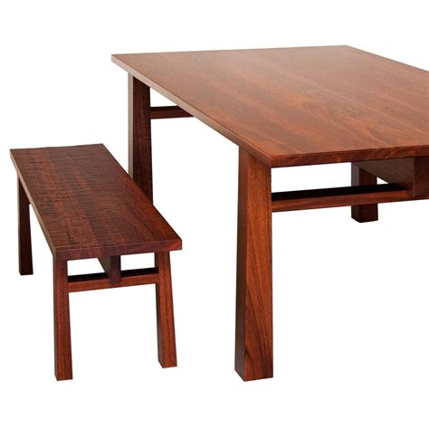 Orientalis Dining Table In Jarrah Treeton Fine Wood Studio Jarrah Dining Table